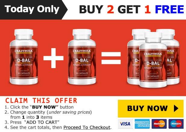 Buy D-Bal Australia