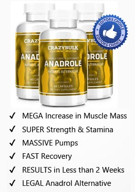 Anadrole Australia Reviews - Legal Anadrol Alternative by
