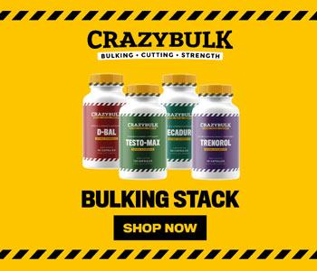 Crazybulk bulking stack