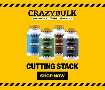 Crazybulk Cutting Stack